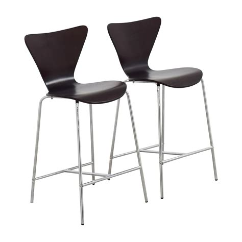Inmod Chair by 70 Inmod Inmod Tendy C Counter Chair Wenge Chairs