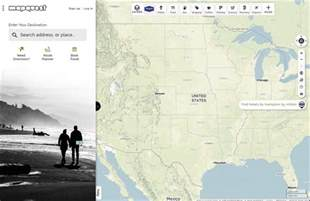 Usa Map Quest by 11 Google Maps Alternatives Online Mapping Programs With