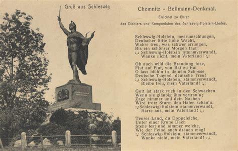 Postkarten Drucken Chemnitz by Denkm 228 Ler Pers 246 Nlichkeiten Schleswig Chemnitz Bellmann