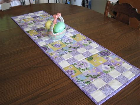 You To See Easter Table Runner By Allthatpatchwor - you to see tablerunner on craftsy