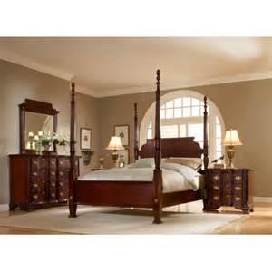 four poster bedroom set american woodcrafters wayfair