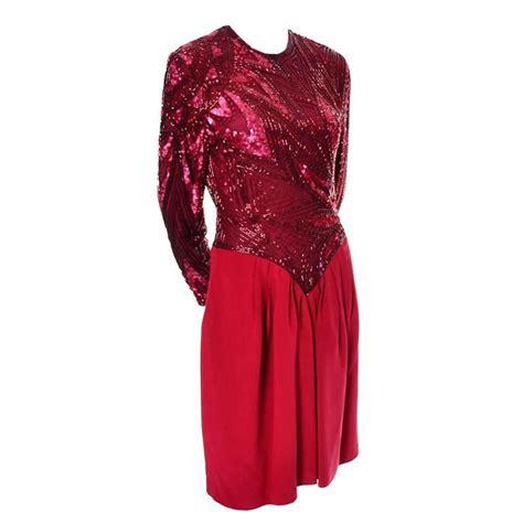 vintage beaded dresses for sale 1980s bob mackie boutique vintage dress silk beaded