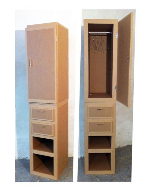 25 best ideas about cardboard wardrobe on