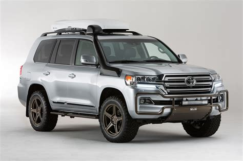 Toyota Landcruser Toyota Land Cruiser Trd And Better Lc200 Show Two