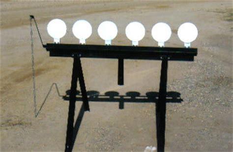 Steel Target Plate Rack by Custom Steel Shooting Targets Enforcement Tactical