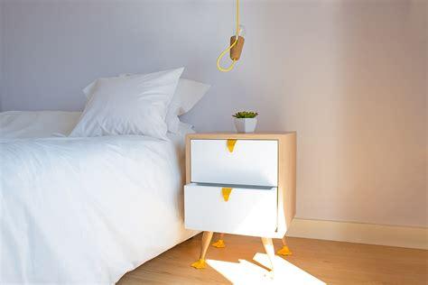 la table de nuit table de nuit design 15 chevets modernes pour la chambre