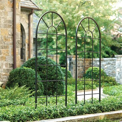 Trellis Metal Decoration Iron Trellis Garden Why Should You Iron