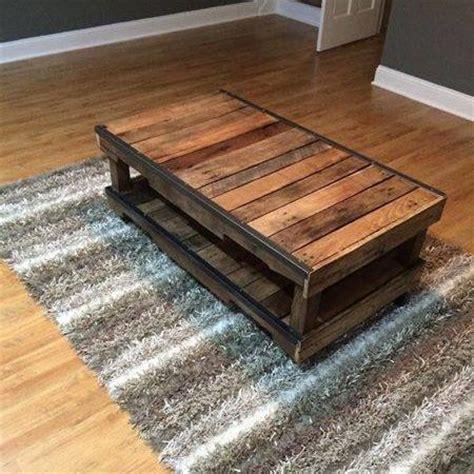 Bien Construire Une Table Basse #4: Palettes-table-basse-3.jpg