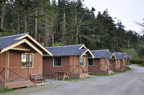 Cama State Park Cabins by View From Front Door Of Waterfront Cabin Picture Of