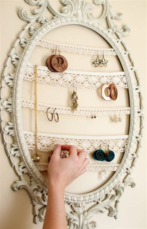 things to make with besides jewelry original jewelry organizers you can make yourself