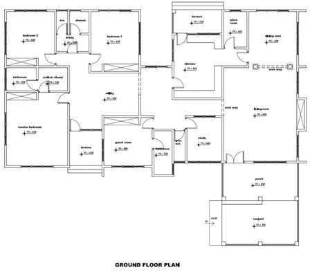 4 br house plans floor plans 4 bedrooms and 3 bathrooms for all