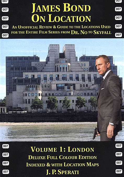 james bond volume 1 james bond on location volume 1 london baker street studios