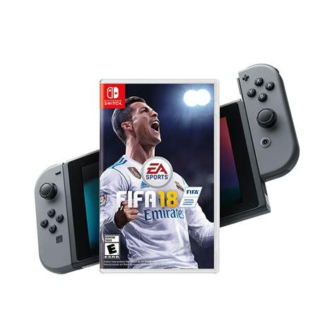 Kaset Nintendo Switch Fifa 18 nintendo switch版 fifa 18 ea sports 官方網站