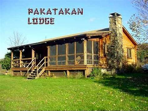 cabin lodge pakatakan lodge rent a log cabin lodge on the east branch