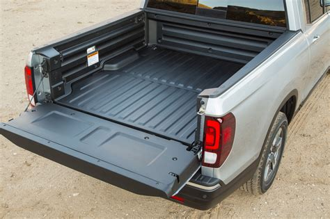 honda truck tailgate 2017 honda ridgeline tailgate bottom hinged indian autos