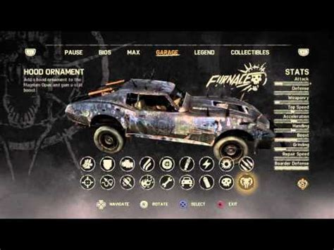 Tuner Mad by Mad Max Car Customization