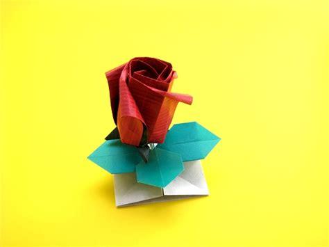 Origami Kawasaki Pdf - origami kawasaki roses gilad s origami page