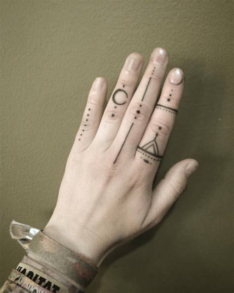 17 best ideas about hand tattoos for men on pinterest