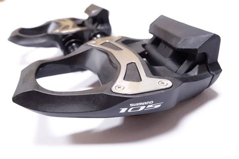 road bike pedals and shoes shimano 105 pd 5800 carbon spd sl road bike pedals 9 16