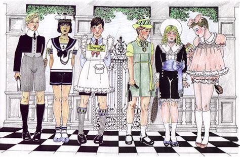 art by carole jean petticoat punishment petticoat discipline quarterly newhairstylesformen2014 com