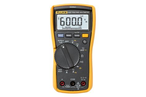 Multimeter Fluke 117 Electrical Multimeter Fluke 117 Adjust To Demanding Settings