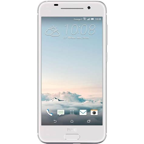 Htc One A9 Silver htc one a9 32gb smartphone unlocked opal silver one a9