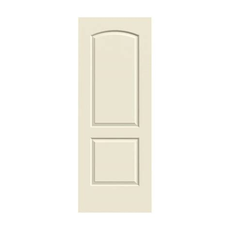 Jeld Wen 24 In X 80 In Continental Primed Smooth Solid Primed Doors Interior