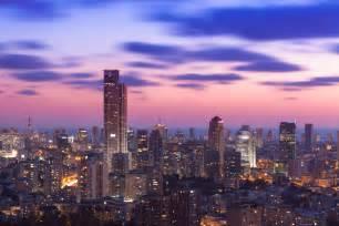 tel aviv skyline let s fly hello dulles goodbye airtran rdu cruising