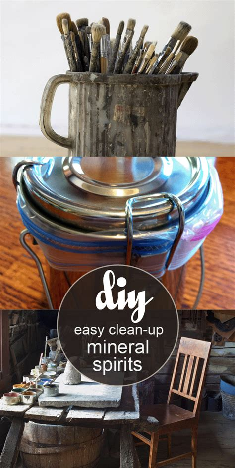 Plein Air Style Plein Air Liaison Diy Easy Clean Up For