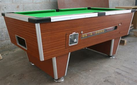 refurbished pub type pool tables 6ft and 7ft