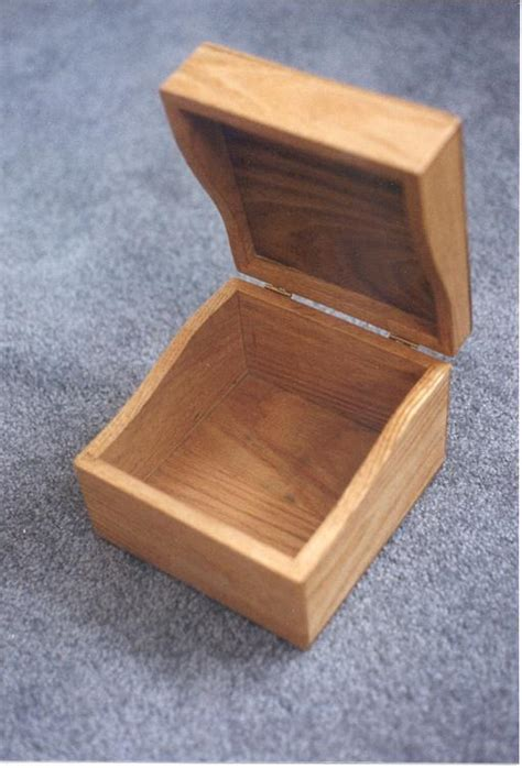 woodwork simple wooden box pdf plans