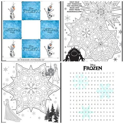 frozen coloring pages and activities 26 best images about summer with the on