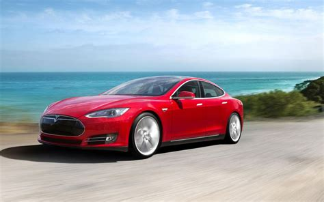 Tesla Review Tesla Model S Review The Business