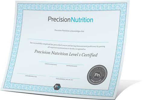Precision Nutrition Certification Book Nutrition Ftempo Precision Nutrition Meal Plan Template