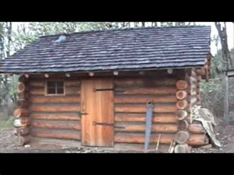 Small Log Cabin Floor Plans The Living History S Pioneer Log Cabin Tour Youtube