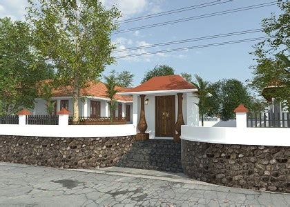 models houses villas kerala traditional nalukettu  sarath sasidharan pillai
