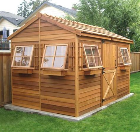 Sheds Usa Consumer Reviews by House Kits Cedar Houses Diy Plans Wooden Designs Cedarshed Usa