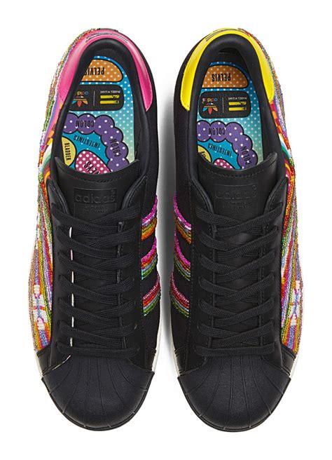 Sepatu Adidas Pharrel William adidas originals superstar 80s by pharrell williams sbd