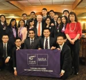 Universities In Hong Kong For Mba by Of Hong Kong Mba