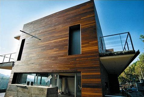 walnut wood cladding   new house   Pinterest   Walnut wood