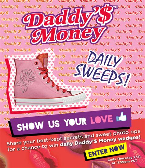 Daily Sweepstakes - wedged sneakers
