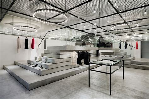 Retail Ceiling Design by High Ceilings 187 Retail Design