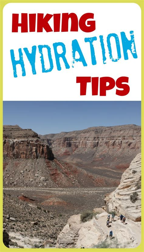3 hydration tips 7 hiking hydration tips