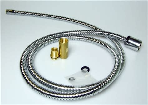 kitchen sink spray hose assembly hansa 5990 5067 pull out spray hose