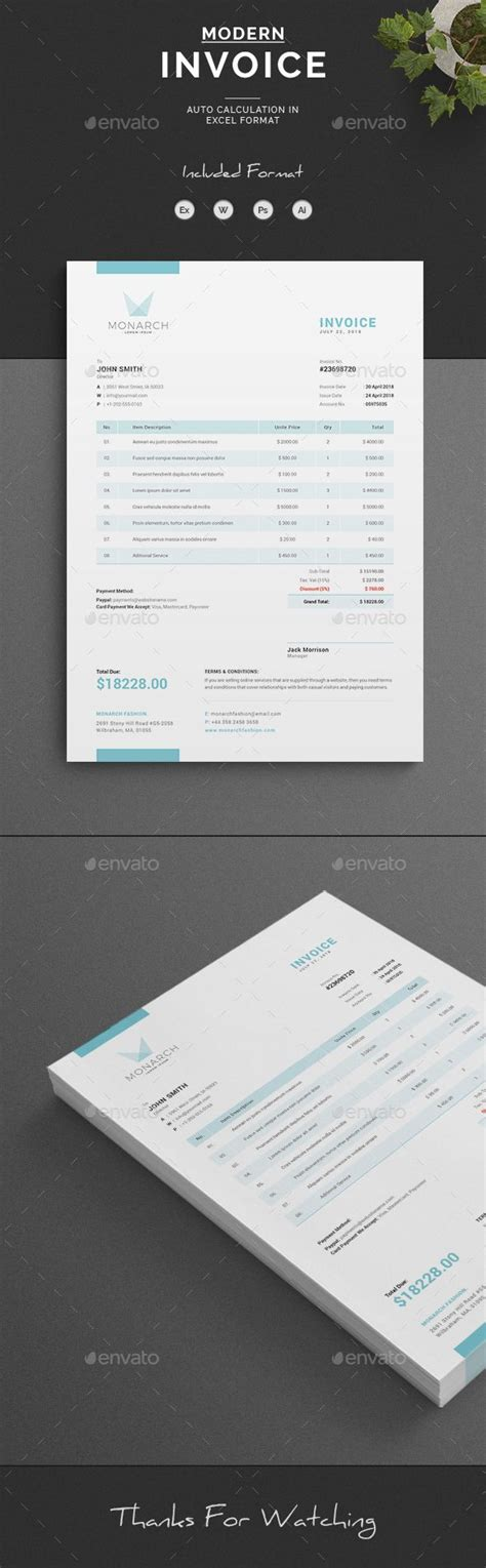 indesign invoice template for your personal thoughts best 25 invoice template ideas on invoice
