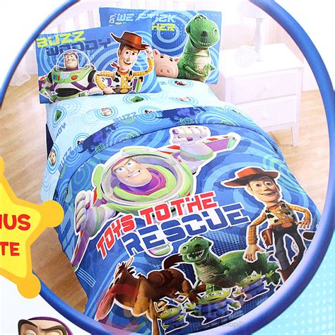 toy story bedding twin disney toy story twin bedding comforter set with sheet 4pc