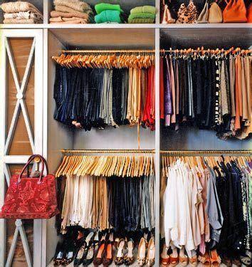 Closet Order la casa de lavanda organizar un vestidor