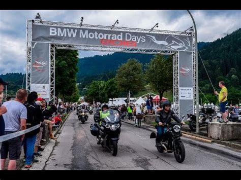 Bmw Motorrad Hq by Bmw Motorrad Days 2016 Highlights Youtube