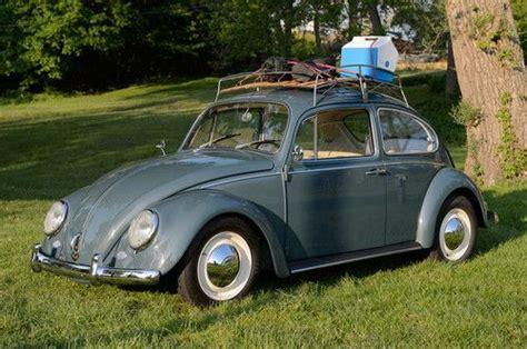 find   vw bug beetle volkswagen fully documented body  restoration  ann arbor