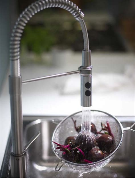 kitchen faucets ikea the new ikea kitchen faucet you ll want to buy right now